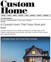 Custom Home Magazine Online | By Amy Albert